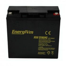 Bateria ENERGIVM VRLA MVH12180 12V 18Ah