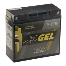 Batería Moto Intact Bike Power Gel 12V 21Ah 300EN 51913