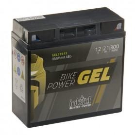 Batería Moto Intact Gel 51913 12v 21Ah 300EN