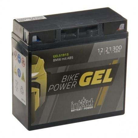 Batería Moto Intact Bike Power Gel 12V 21Ah 300EN 51913