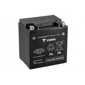 Batería Moto Yuasa Agm YIX30L 12V 30Ah