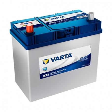 Batería Coche VARTA B34 12V 45Ah