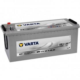 Batería Camión Varta K7 12V 145Ah 800En