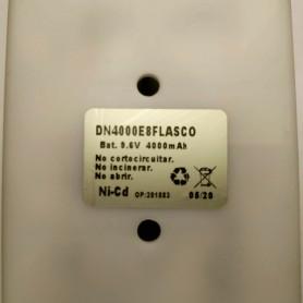 Batería Ni-CD,Ni-MH END4000HTX8 9.6V 4000mAH