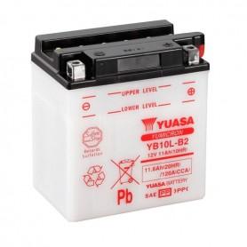 Batería Moto Yuasa YB10LB2 12V 11Ah