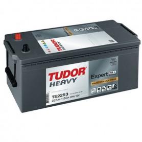 Batería Camión Tudor TE2253 12V 225Ah