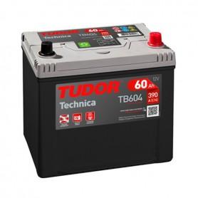 Batería Coche Tudor TB604 12V 54Ah