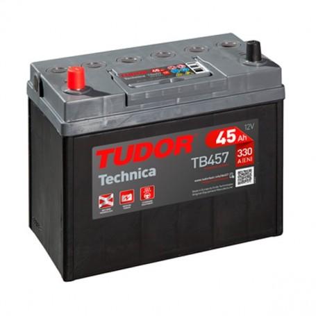 Batería Coche Tudor TB457 12V 45Ah
