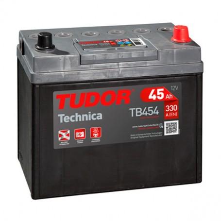 Batería Coche Tudor TB454 12V 45Ah