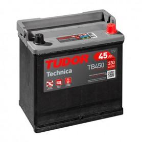 Batería Coche Tudor TB450 12V 45Ah