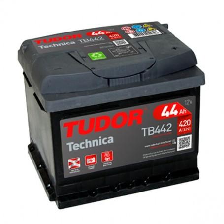 Batería Coche Tudor TB442 12V 44Ah