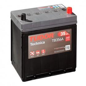 Batería Coche Tudor TB356A 12V 35Ah