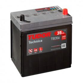 Batería Coche Tudor TB356 12V 35Ah