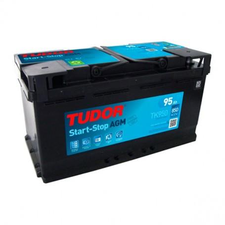 Batería Coche Tudor Agm TK950 12V 95Ah