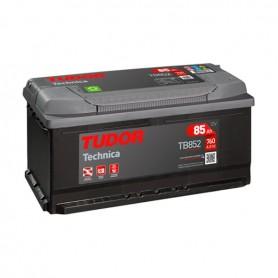 Batería Coche Tudor TB852 12V 85Ah