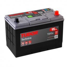 Batería Coche Tudor TB954 12V 95Ah