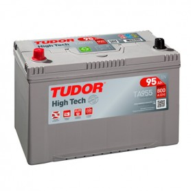 Batería Coche Tudor TA955 12V 95Ah