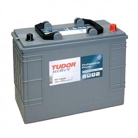 Batería Camión Tudor TF1420 12V 142Ah