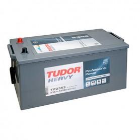 Batería Camión Tudor TF2353 12V 235Ah