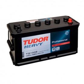 Batería Camión Tudor TG1008 12V 100Ah