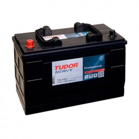 Batería Camión Tudor TG1101 12V 110Ah