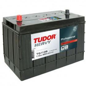 Batería Camión Tudor TG110B 12V 110Ah