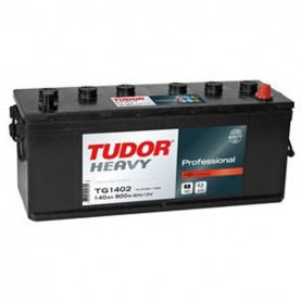 Batería Camión Tudor TG1402 12V 140Ah
