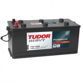 Batería Camión Tudor TG1406 12V 140Ah