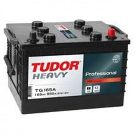 Batería Camión Tudor TG165A 12V 165Ah