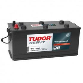 Batería Camión Tudor TG1806 12V 180Ah