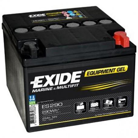 Batería Exide Gel ES290 12V 25Ah