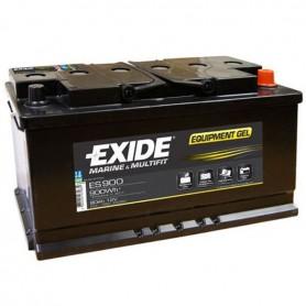 Batería Gel Exide ES900 12V 80Ah
