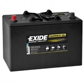 Batería Gel Exide ES950 12V 85Ah