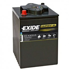 Batería Exide Gel ES1000-6 6V 195Ah