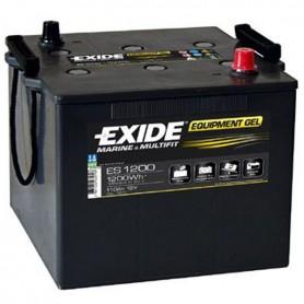 Batería Exide Gel ES1200 12V 110Ah