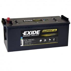 Batería Exide Gel ES1600 12V 140Ah