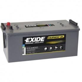 Batería Exide Gel ES2400 12V 210Ah