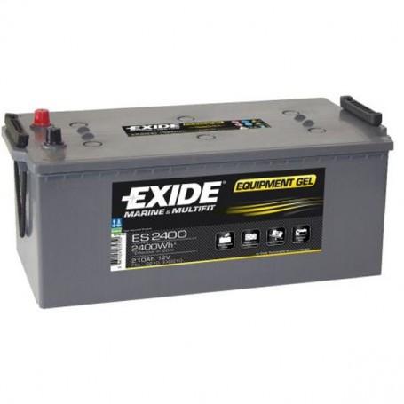 Batería Gel Exide ES2400 12V 210Ah