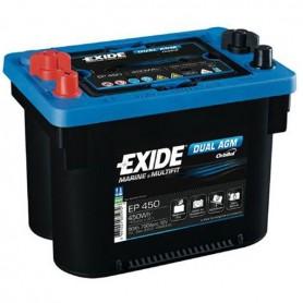 Bateria Exide Agm EP450 12V 50AH