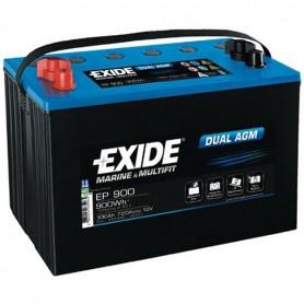 Batería Exide Agm EP900 12V 100Ah