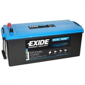 Bateria Agm Exide EP2100 12V 240Ah