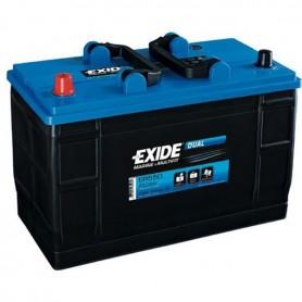 Batería Exide Dual ER550 12V 115Ah