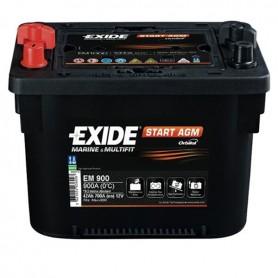 Batería Exide EM900 12V 42Ah