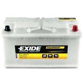 Batería Semi Tracción Exide ET650 12V 100AH