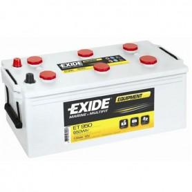 Batería Semi Tracción Exide ET950 12V 135Ah
