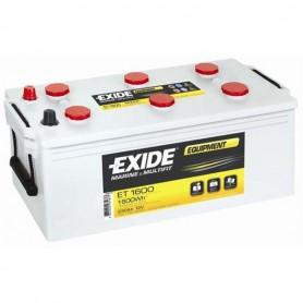 Batería Semi Tracción Exide ET1600 12V 230Ah