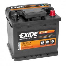 Batería Arranque Exide EN500 12V 50Ah