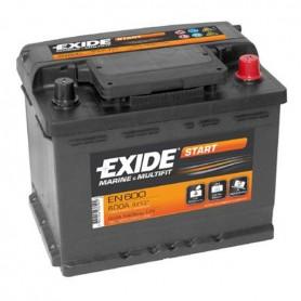 Batería Arranque Exide EN600 12V 62Ah