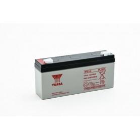 Batería Agm YUASA NP2,8-6 6V 2,8Ah