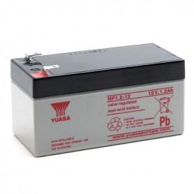 Bateria Agm YUASA NP1,2-12 12V 1,2Ah